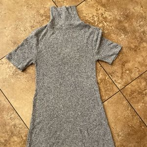 knitted mini dress. Size S. Forever 21